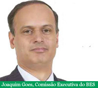 Joaquim Goes, Comissão Executiva do BES