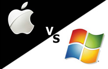 Apple com campanha contra Windows 7