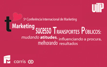 Conferência de Marketing de Transportes Públicos