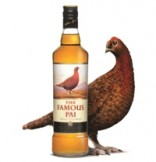 The Famous Pai com The Famous Grouse