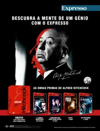 Hitchcock no Expresso
