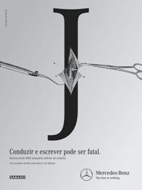 """Letras"" da BBDO em destaque no Ads of the World"