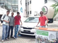 ON Spot Marketing ativa Skoda Citigo