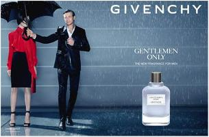 Givenchy com campanha exclusiva no AXN e Hollywood (com vídeo)