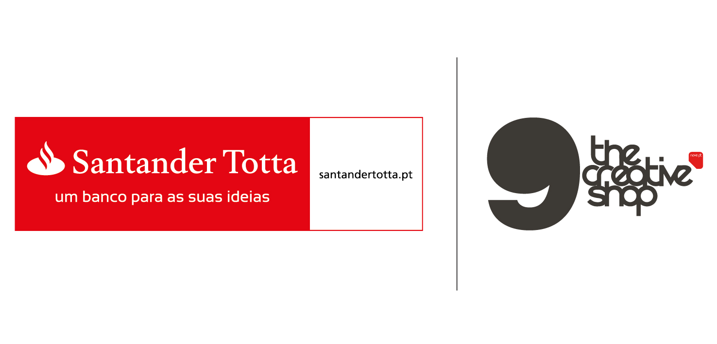 9 the Creative Shop ganha Santander Totta
