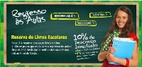 Auchan com site para reserva de livros escolares