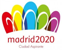 Madrid j tem logo para Olmpicos de 2020
