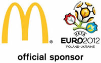 McDonalds aposta no conceito Alimenta a Paixo para o EURO 2012