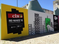 "CIN RE-MAKE volta a ""invadir"" Lisboa"
