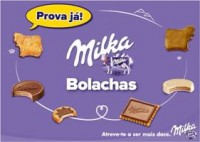 Milka desafia a ser mais doce