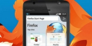 Firefox em smartphone low cost