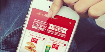 Pizza Hut está mais mobile com Havas Digital