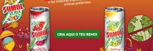 "Sumol e Initiative criam ""misturas improváveis"" no Spotify"