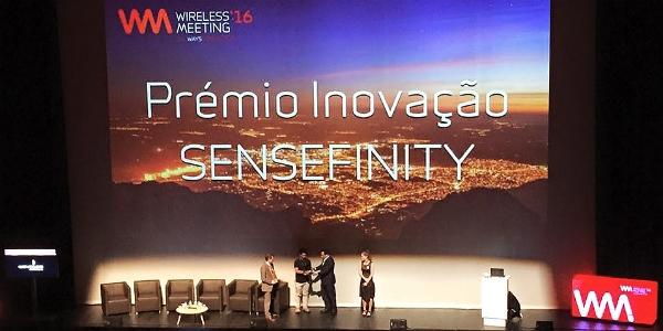 Startup portuguesa distinguida no Wireless Meeting 2016