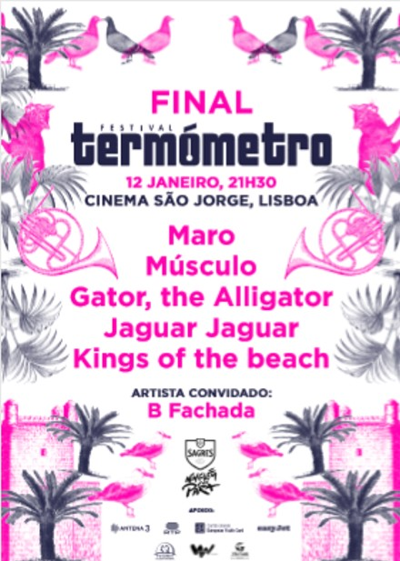 Cartaz Final Termómetro 2019