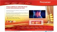 ThermaCare com novo site