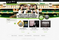 Fullsix renova site do Pingo Doce