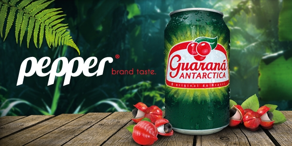Guaraná no Rock in Rio-Lisboa com Pepper
