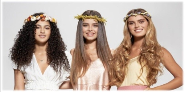 A Pantene KEEP it REAL com minissérie