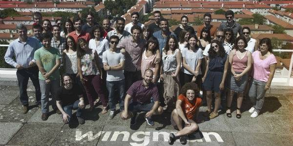 A Wingman é Social Agency of The Year