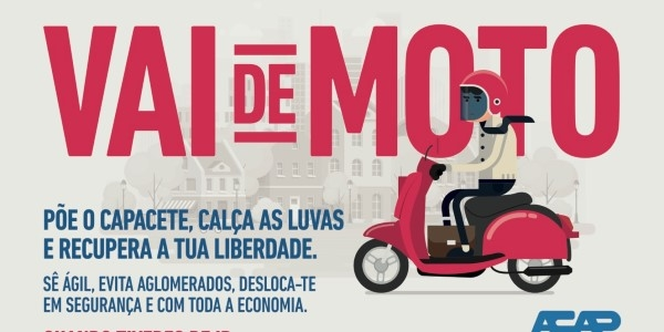 ACAP vai de moto com a Happy Brands