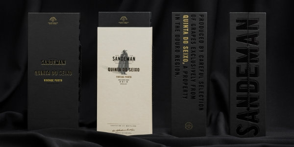 Sandeman VOLTA ao Packaging of the World