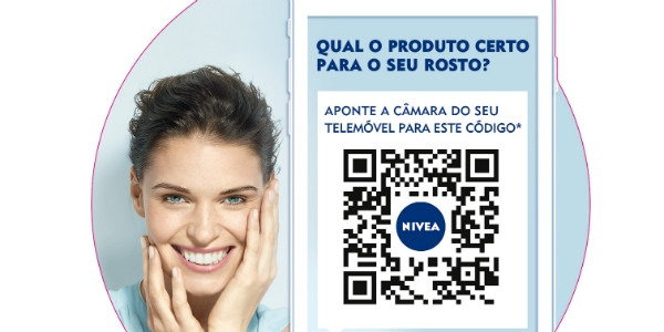 A NIVEA  está no chat(bot)