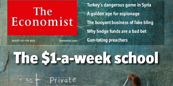 Principal acionista vende quota no The Economist