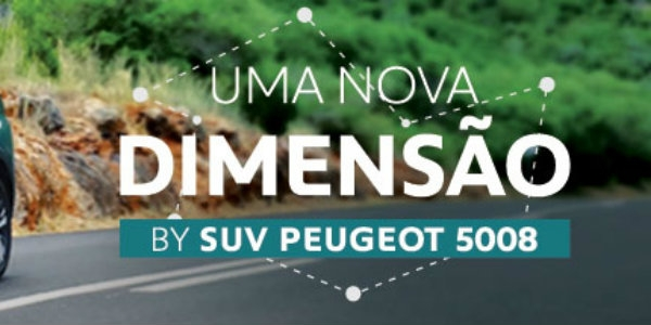 "Havas deixa ""Nova Dimensão"" Peugeot na Global Media"