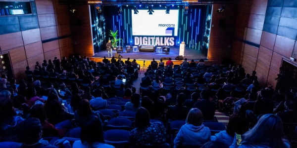 As Digitalks voltam a Lisboa