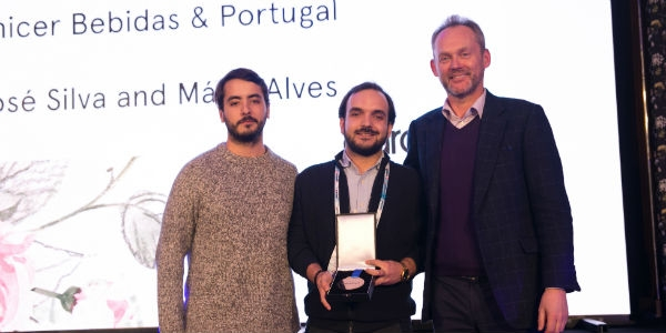 Portugal traz Ouro e Bronze do Eurobest