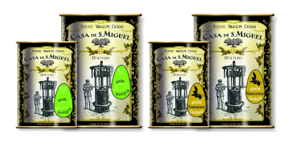 Candesign leva azeite luso ao Packaging of the World