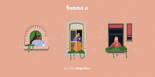 Fiamma bebe #coffeetogether