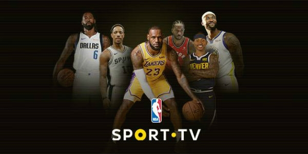 Se é NBA passa na SPORT TV