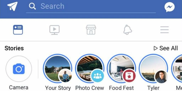 Facebook Stories alarga a todos os anunciantes