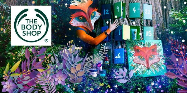 "The Body Shop fica ""Enchanted by Nature"" no Natal"