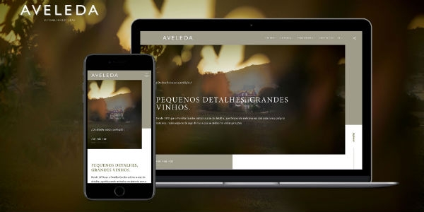 NQ Digital Agency torna Aveleda mobile first