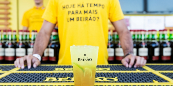 Licor Beirão lança cocktail NO(S) Alive