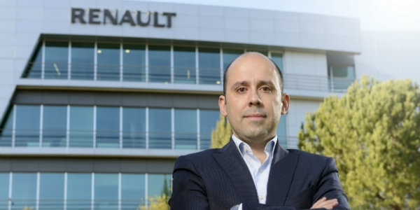 Ricardo Lopes conduz Marketing da Renault
