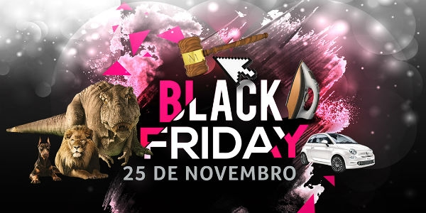 DCE leva Millennium à Black Friday