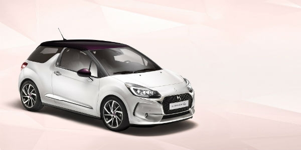 Novo DS 3 tem MakeUp exclusiva