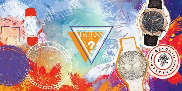 Guess Watches está Alive