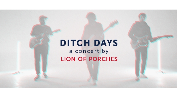 A Lion of Porches também dá música