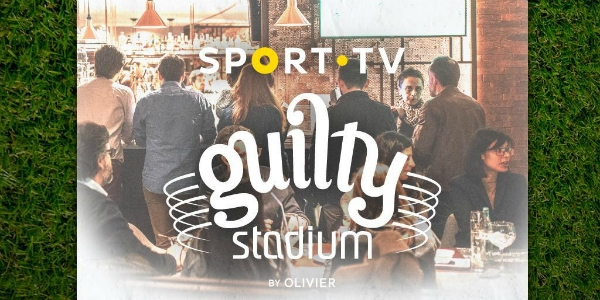 Guilty vira Stadium com a SPORT TV