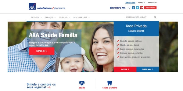 A AXA segura o digital com a By
