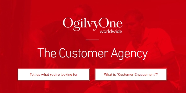 "A OgilvyOne está mais ""customer engage"""
