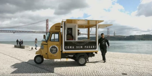 """The moving food truck"" da FCB é um Best Ad"