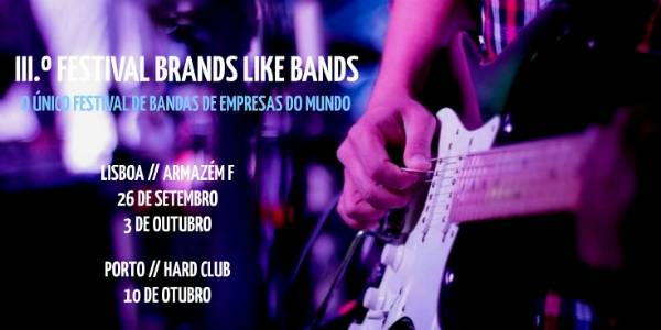 O Brands Like Bands tem Renascença