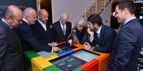 NewsMuseum conta com a Global Media e a Lusa