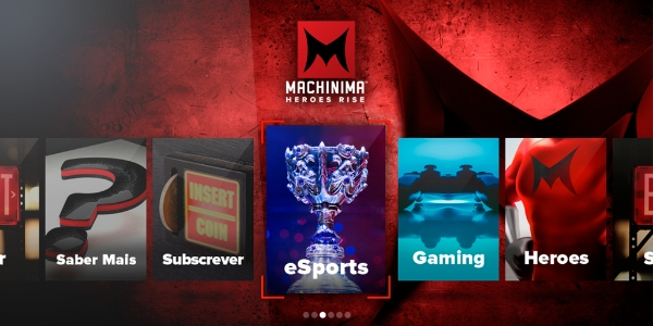 AMC traz videojogos para a TV com o Machinima